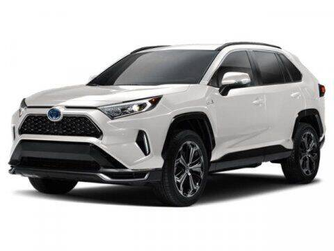 2021 Toyota RAV4 Prime for sale at Quality Toyota - NEW in Independence MO