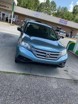 2013 Honda CR-V for sale at Dalia Motors LLC in Winder GA