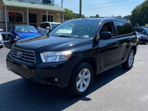 2010 Toyota Highlander for sale at Luxury Auto Innovations in Flowery Branch GA