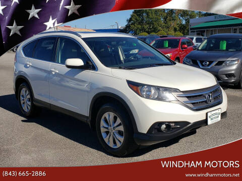 2014 Honda CR-V for sale at Windham Motors in Florence SC