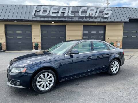 2009 Audi A4 for sale at I-Deal Cars in Harrisburg PA