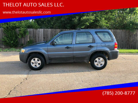 2005 Ford Escape for sale at THELOT AUTO SALES LLC. in Lawrence KS
