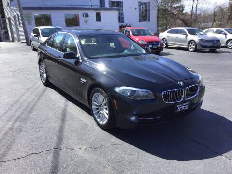 2011 BMW 5 Series for sale at Mikes Import Auto Sales INC in Hooksett NH