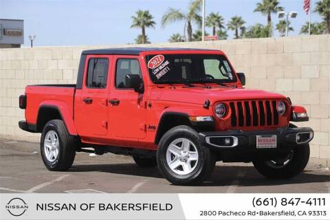2021 Jeep Gladiator for sale at Nissan of Bakersfield in Bakersfield CA