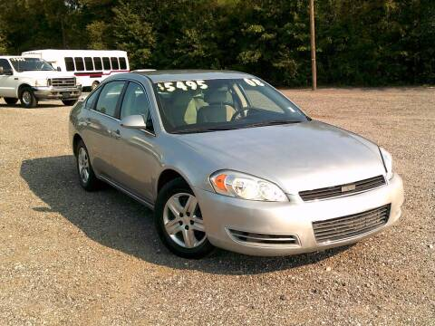 2008 Chevrolet Impala for sale at Let's Go Auto Of Columbia in West Columbia SC