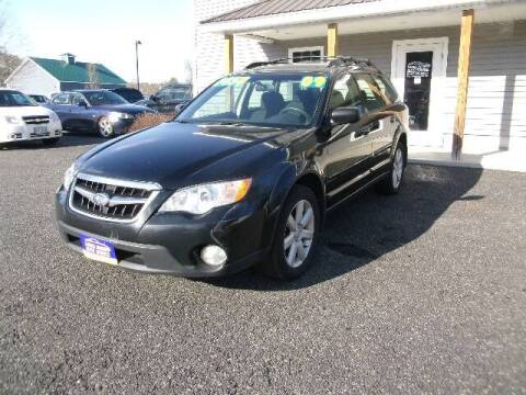 2009 Subaru Outback for sale at Lakes Region Auto Source LLC in New Durham NH