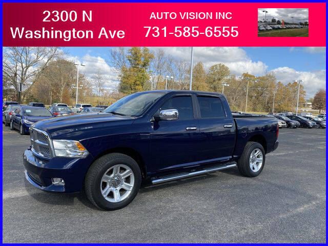2012 RAM Ram Pickup 1500 for sale at Auto Vision Inc. in Brownsville TN