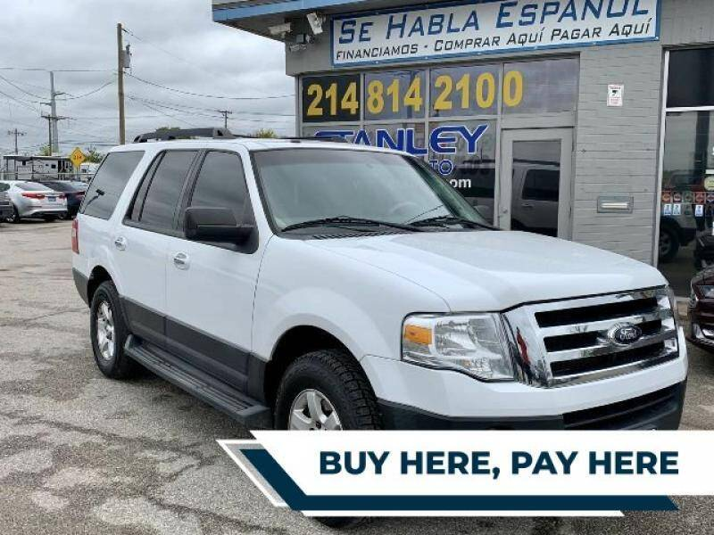 2014 Ford Expedition for sale at Stanley Automotive Finance Enterprise - STANLEY FORD SWEETWATER in Sweetwater TX