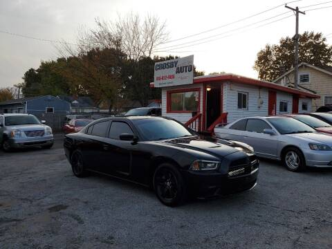 2012 Dodge Charger for sale at Crosby Auto LLC in Kansas City MO