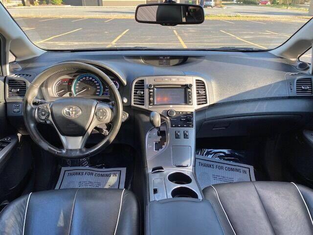 2013 Toyota Venza AWD XLE V6 4dr Crossover - Hudson NH