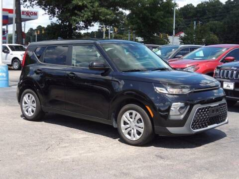 2020 Kia Soul for sale at Auto Finance of Raleigh in Raleigh NC