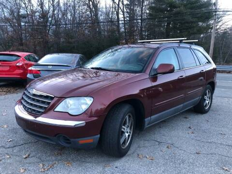 2007 Chrysler Pacifica for sale at Royal Crest Motors in Haverhill MA