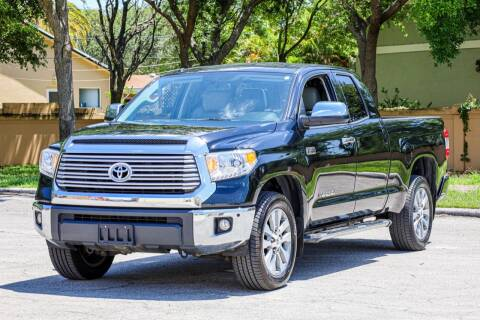 2017 Toyota Tundra for sale at Easy Deal Auto Brokers in Hollywood FL