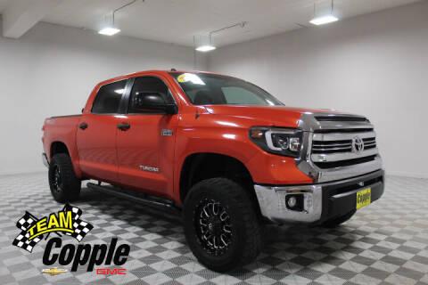 2016 Toyota Tundra for sale at Copple Chevrolet GMC Inc in Louisville NE