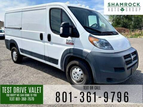 2017 RAM ProMaster Cargo for sale at Shamrock Group LLC #1 in Pleasant Grove UT