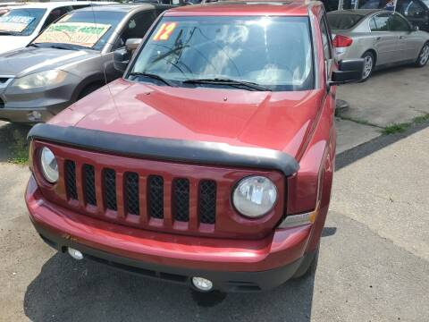 2012 Jeep Patriot for sale at Coliseum Auto Sales & SVC in Charlotte NC