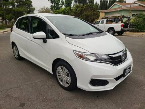 2018 Honda Fit for sale at CAR CITY SALES in La Crescenta CA