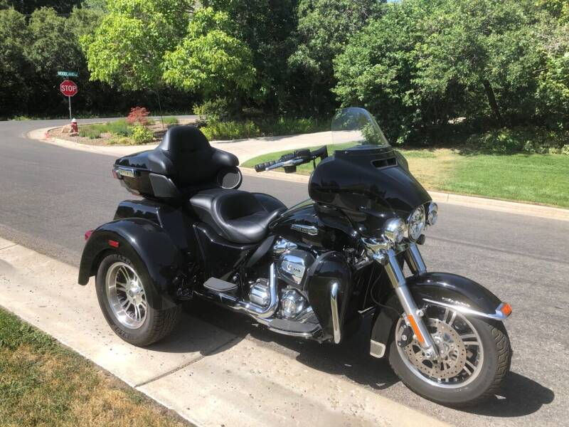 2019 Harley Davidson FLHTCUTG TRI GLIDE ULTRA for sale at Sunset Auto Body in Sunset UT