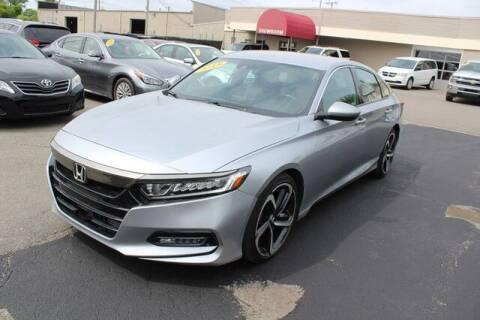 2018 Honda Accord for sale at Road Runner Auto Sales WAYNE in Wayne MI