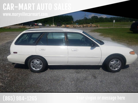 1997 Ford Escort for sale at CAR-MART AUTO SALES in Maryville TN