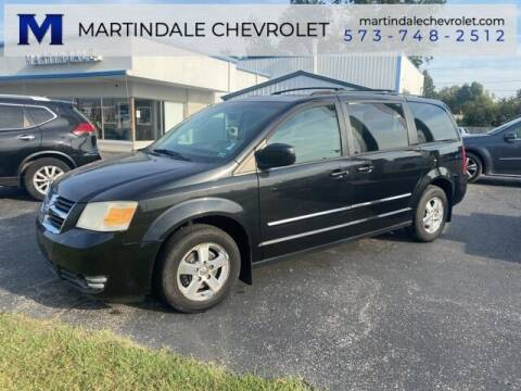 2009 Dodge Grand Caravan for sale at MARTINDALE CHEVROLET in New Madrid MO