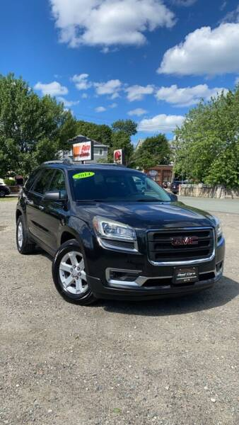 2014 GMC Acadia for sale at Best Cars Auto Sales in Everett MA