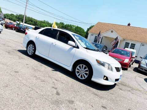 2010 Toyota Corolla for sale at New Wave Auto of Vineland in Vineland NJ
