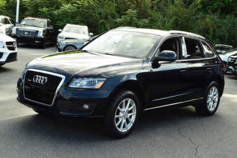 2010 Audi Q5 for sale at Automall Collection in Peabody MA