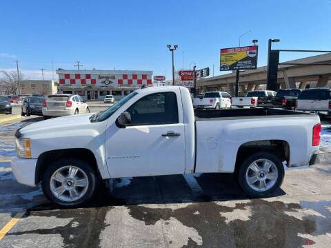 2008 Chevrolet Silverado 1500 for sale at Affordable Mobility Solutions, LLC - Standard Vehicles in Wichita KS
