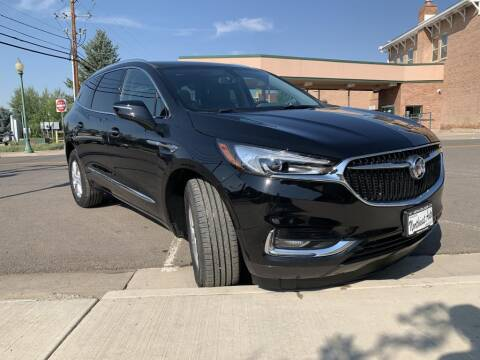 2020 Buick Enclave for sale at Northwest Auto Sales & Service Inc. in Meeker CO