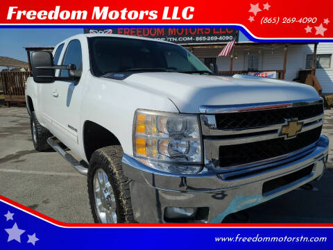2011 Chevrolet Silverado 2500HD for sale at Freedom Motors LLC in Knoxville TN