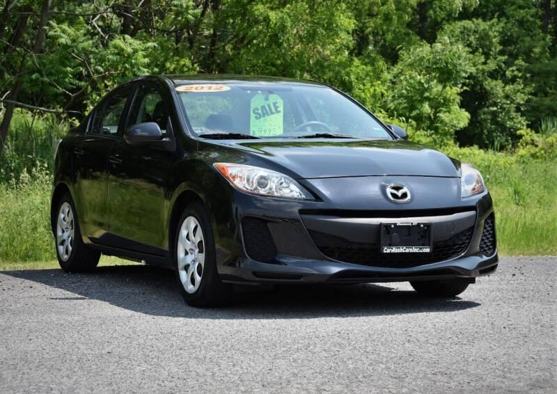 2012 Mazda MAZDA3 for sale at Car Wash Cars Inc in Glenmont NY