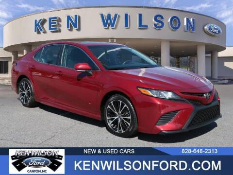 2018 Toyota Camry for sale at Ken Wilson Ford in Canton NC