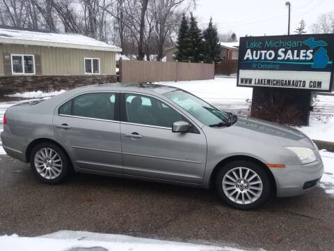 2008 Mercury Milan for sale at Lake Michigan Auto Sales & Detailing in Allendale MI
