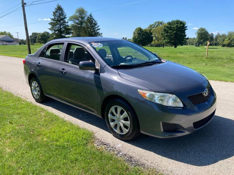 2009 Toyota Corolla for sale at Good Value Cars Inc in Norristown PA