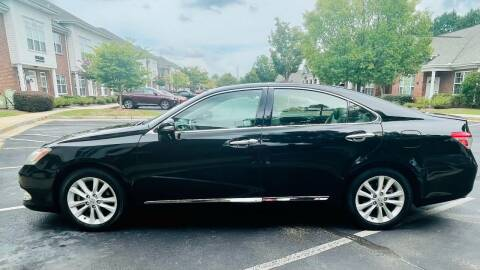 2012 Lexus ES 350 for sale at A Lot of Used Cars in Suwanee GA