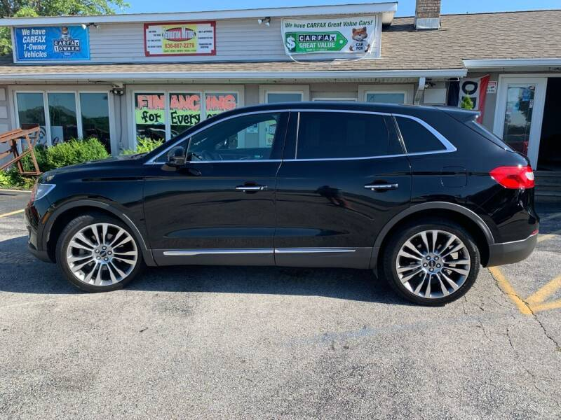 2016 Lincoln MKX for sale at Revolution Motors LLC in Wentzville MO