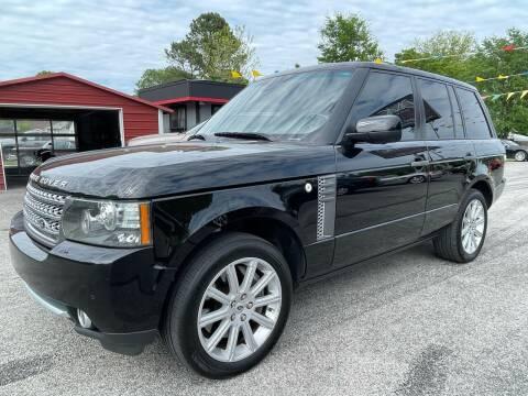 2011 Land Rover Range Rover for sale at Dobbs Motor Company in Springdale AR
