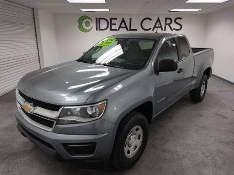 2018 Chevrolet Colorado for sale at Ideal Cars East Mesa in Mesa AZ