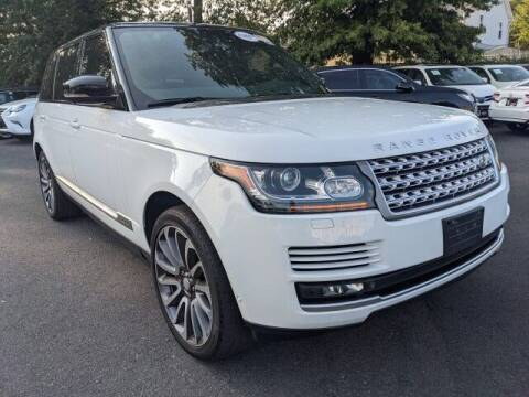 2015 Land Rover Range Rover for sale at EMG AUTO SALES in Avenel NJ