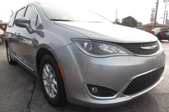 2020 Chrysler Pacifica for sale at Eddie Auto Brokers in Willowick OH