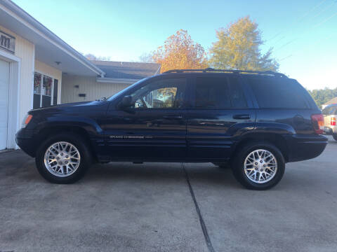 2004 Jeep Grand Cherokee for sale at H3 Auto Group in Huntsville TX