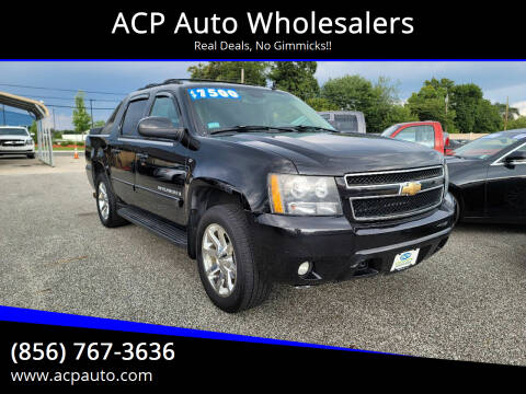 2007 Chevrolet Avalanche for sale at ACP Auto Wholesalers in Berlin NJ