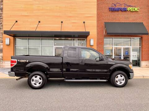 2012 Ford F-150 for sale at Bluesky Auto in Bound Brook NJ