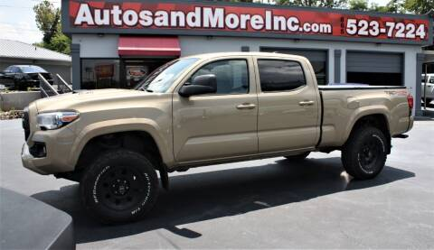 2016 Toyota Tacoma for sale at Autos and More Inc in Knoxville TN
