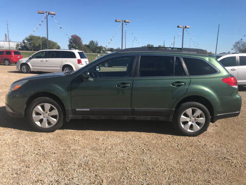 2012 Subaru Outback for sale at Lanny's Auto in Winterset IA