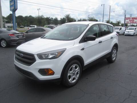 2018 Ford Escape for sale at Blue Book Cars in Sanford FL
