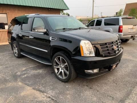 2014 Cadillac Escalade ESV for sale at Stein Motors Inc in Traverse City MI