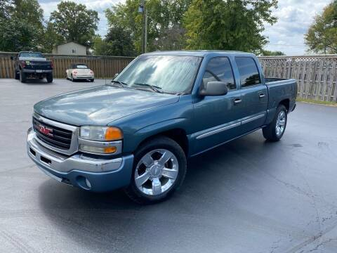 2006 GMC Sierra 1500 for sale at CarSmart Auto Group in Orleans IN