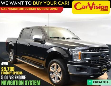 2018 Ford F-150 for sale at Car Vision Mitsubishi Norristown in Norristown PA
